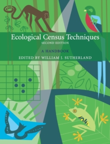 Ecological Census Techniques : A Handbook, Paperback