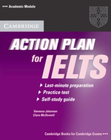 Action Plan for IELTS Self-study Student's Book Academic Module, Paperback