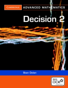 Decision 2 for OCR, Paperback Book