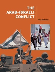 The Arab-Israeli Conflict, Paperback Book