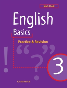 English Basics 3 : Practice and Revision English Basics Bk.3, Paperback Book