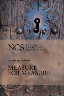 Measure for Measure, Paperback