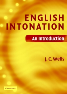 English Intonation Pb and Audio CD : An Introduction, Mixed media product
