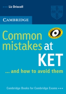 Common Mistakes at KET : And How to Avoid Them, Paperback