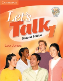 Let's Talk Student's Book 1 with Self-Study Audio CD, Mixed media product