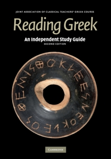 An Independent Study Guide to Reading Greek, Paperback
