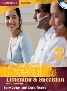 Cambridge English Skills Real Listening and Speaking 2 with Answers and Audio CD : Level 2, Mixed media product