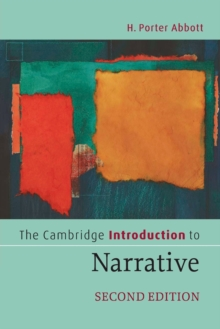 The Cambridge Introduction to Narrative, Paperback Book
