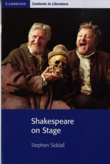 Shakespeare on Stage, Paperback