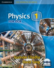 Physics 1 for OCR Student's Bool with CD-ROM, Mixed media product
