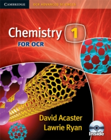 Chemistry 1 for OCR Student Book with CD-ROM : 1, Mixed media product