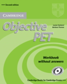 Objective PET Workbook without Answers, Paperback