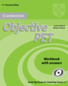 Objective PET Workbook with Answers, Paperback Book