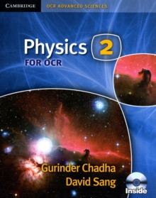 Physics 2 for OCR Secondary Student Book with CD-ROM, Mixed media product