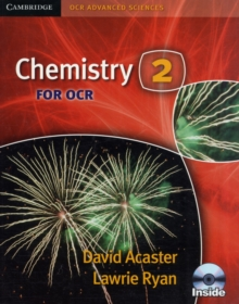 Chemistry 2 for OCR Student Book with CD-ROM, Mixed media product