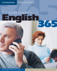 English365 1 Student's Book : For Work and Life, Paperback