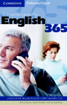 English365 1 Personal Study Book with Audio CD : For Work and Life, Mixed media product