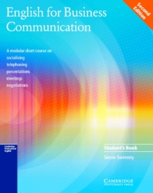 English for Business Communication Student's Book, Paperback