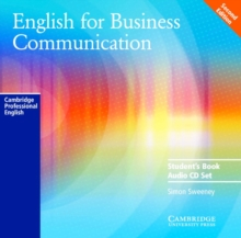 English for Business Communication Audio CD Set (2 CDs), CD-Audio