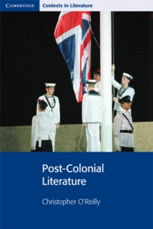 Post-Colonial Literature, Paperback