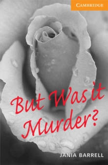 But Was it Murder? : Level 4 Level 4, Paperback