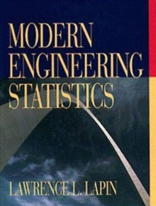Modern Engineering Statistics, Hardback