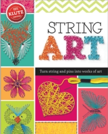 String Art, Mixed media product Book