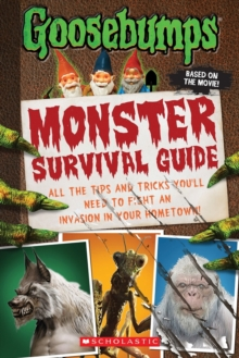 Goosebumps Monster Survival Guide, Hardback