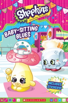 Babysitting Blues, Paperback Book