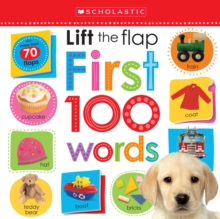 Lift the Flap First 100 Words, Board book