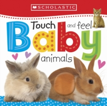 Touch and Feel Baby Animals, Board book