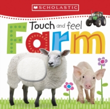 Touch and Feel Farm, Board book