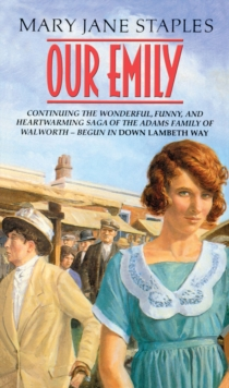 Our Emily : Adams Family Saga, Paperback