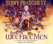 The Wee Free Men, CD-Audio
