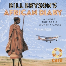 Bill Bryson's African Diary, CD-Audio