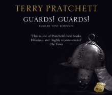 Guards! Guards!, CD-Audio Book