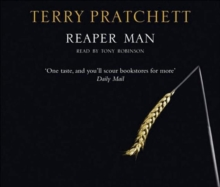 Reaper Man, CD-Audio Book