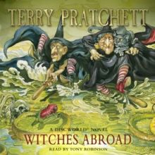 Witches Abroad, CD-Audio