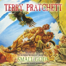 Small Gods, CD-Audio Book