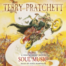 Soul Music : (Discworld Novel 16), CD-Audio