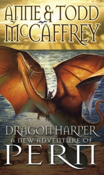 Dragon Harper, Paperback Book