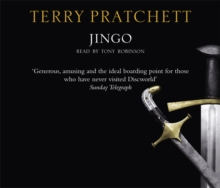 Jingo, CD-Audio Book
