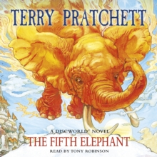 The Fifth Elephant, CD-Audio