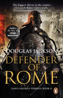 Defender of Rome, Paperback Book