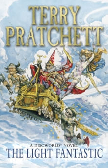 The Light Fantastic : Discworld Novel 2, Paperback