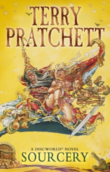 Sourcery : Discworld Novel 5, Paperback