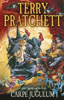 Carpe Jugulum : (Discworld Novel 23), Paperback