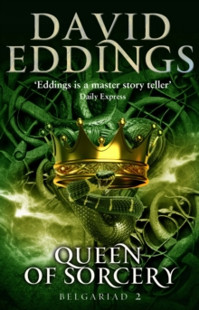 Queen of Sorcery : Book Two of the Belgariad, Paperback