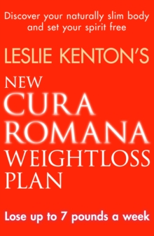 New Cura Romana Weightloss Plan, Paperback Book