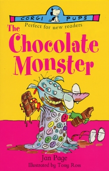 The Chocolate Monster, Paperback